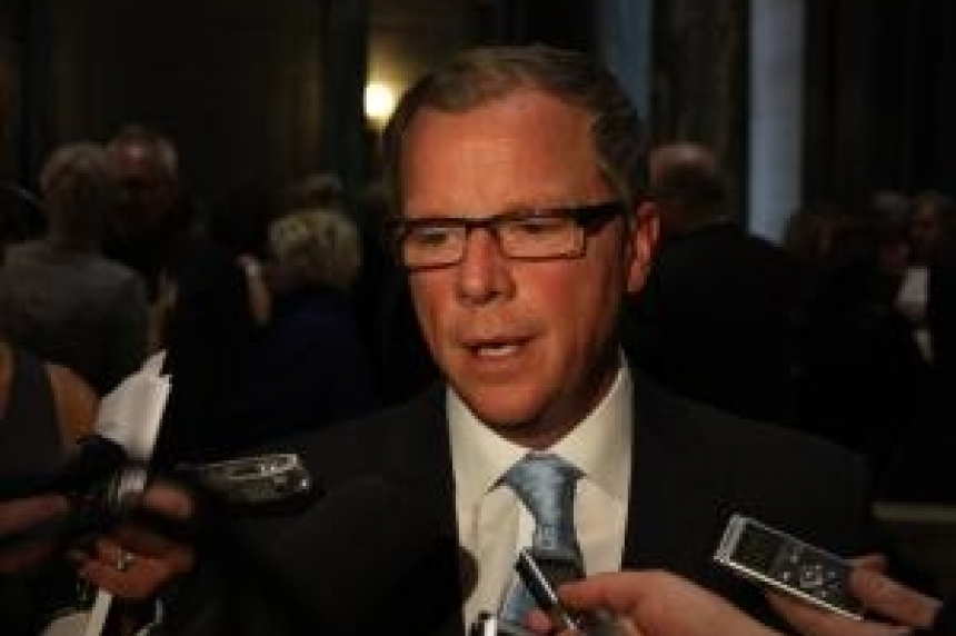 Sask. premier says provincial economy still comparatively strong