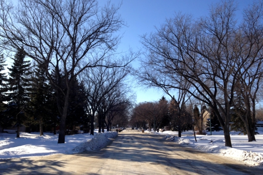 Warmer temperatures returning to Regina after coldest weekend of the year