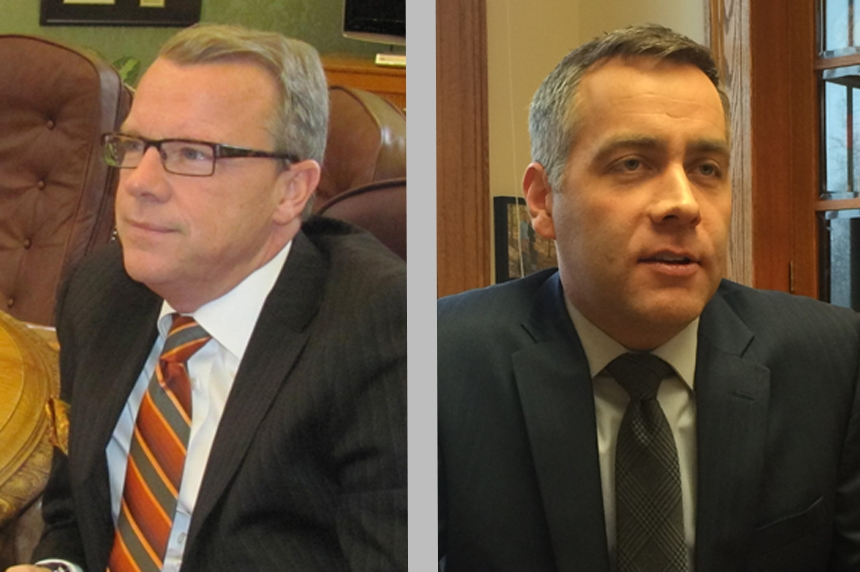 Wall, Broten focus on 2016 election