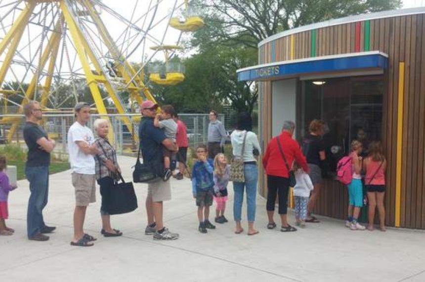 PotashCorp Playland offers free rides in Saskatoon