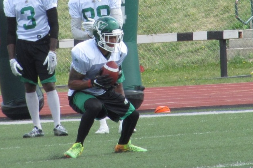 Qudarius Ford turning heads on Roughriders special teams