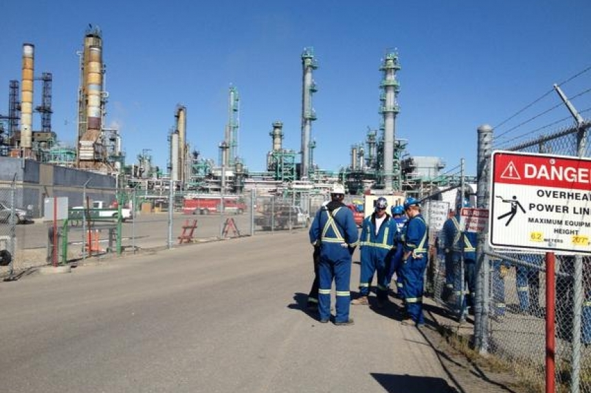 1,181 evacuated from Regina's Co-op refinery after leak detected