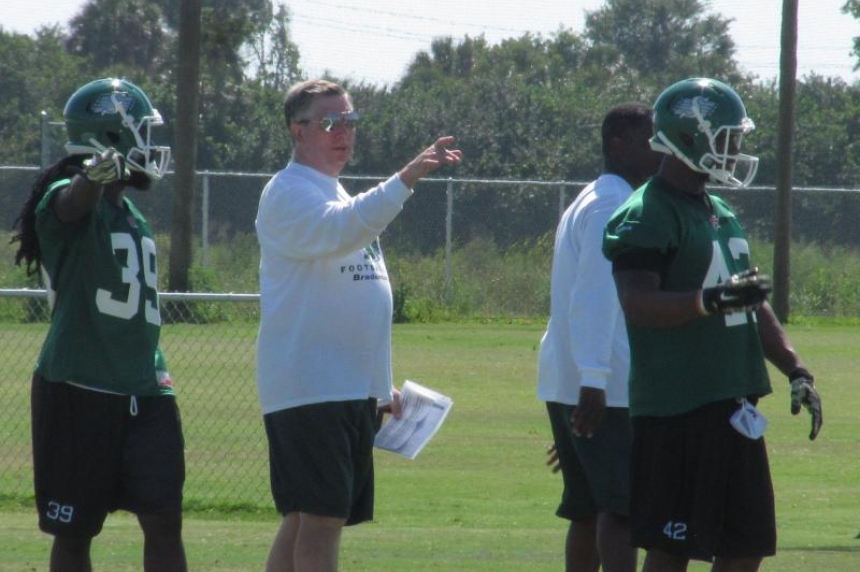 Greg Quick resigns as Riders defensive coordinator