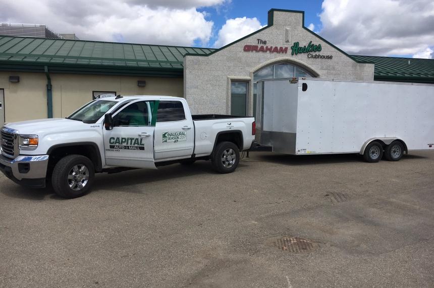 Roughriders settling in ahead of Saskatoon training camp