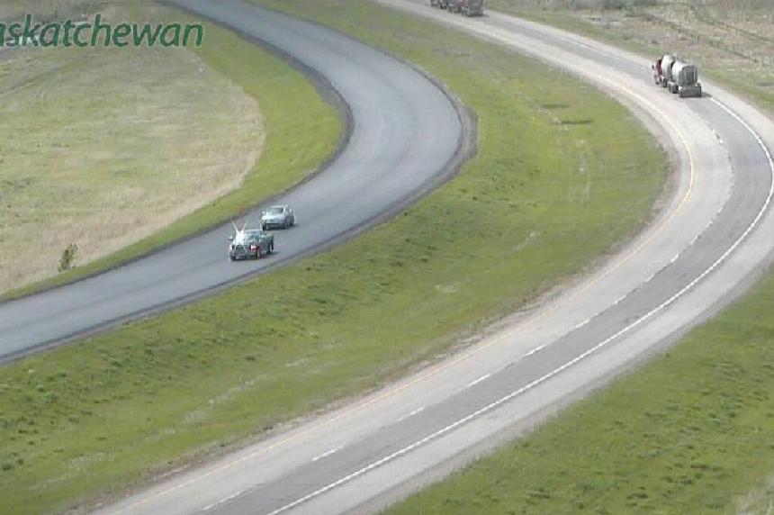 Highway 11 between Saskatoon, Regina to get new pavement