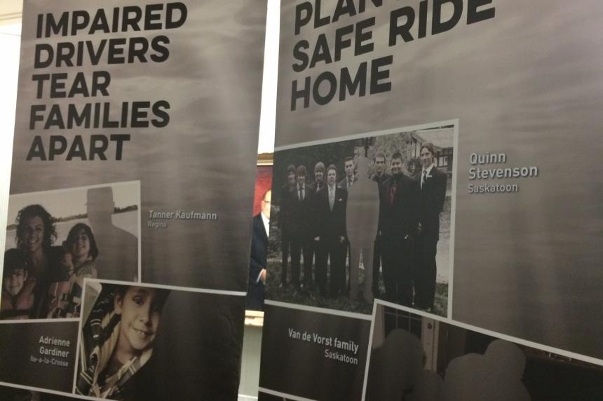 SGI ad uses photos of Sask. victims to target drunk drivers