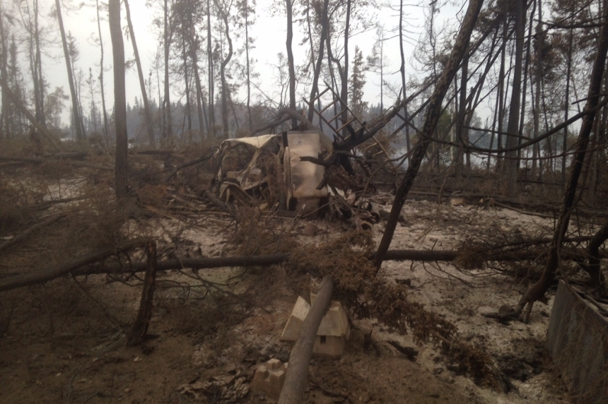 Emergency management pushed to the edge in wildfire disaster