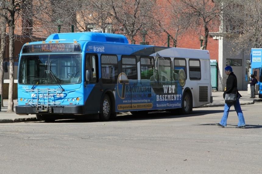 Transit changes Sunday in Saskatoon