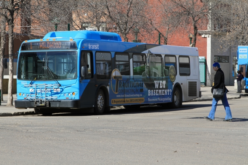 Saskatoon voters to ride city buses for free election day
