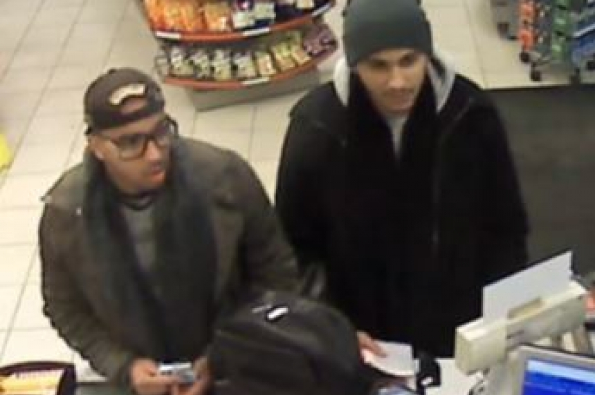 Saskatoon Police search for card skimming duo