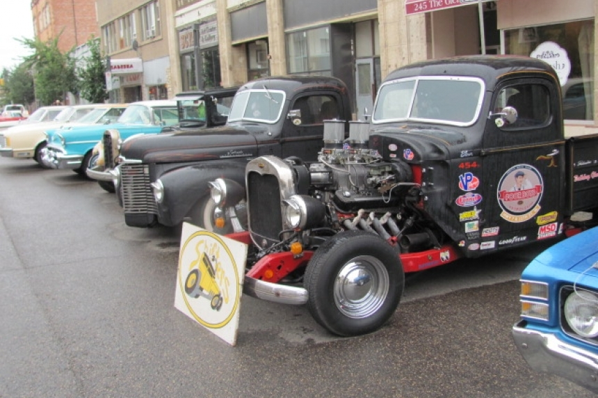 Rock 102's Show and Shine weekend to takeover downtown Saskatoon