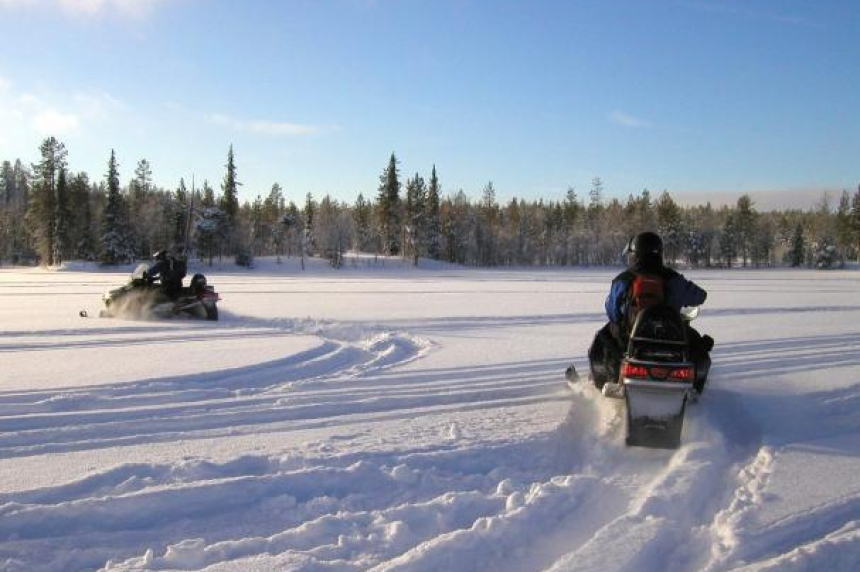 Sask. farmers concerned as riders, hunters cut across snow-covered crops