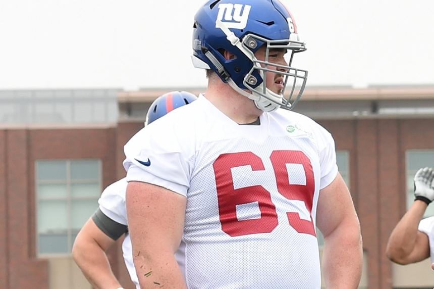 Weyburn's Brett Jones makes NFL debut