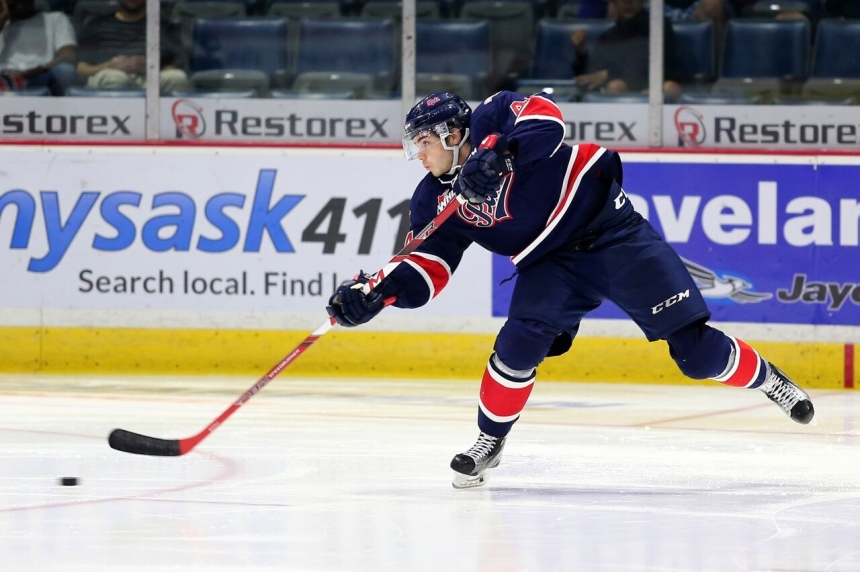 Regina Pats roster where they want it ahead of long road swing