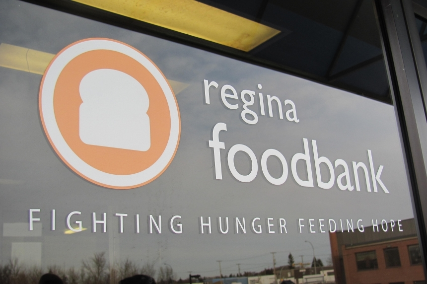 Regina Food Bank food drive to visit Regina homes this weekend