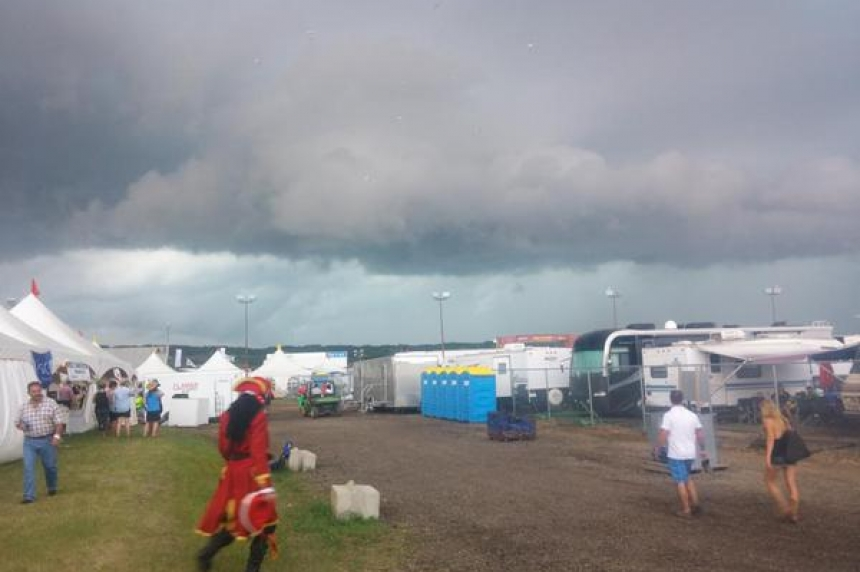 Storms rain on southern Sask., Craven
