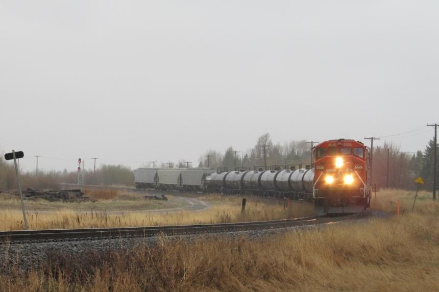 TSB investigates runaway rail car in Saskatoon