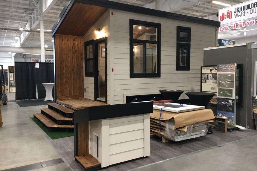 Saskatoon builder gets into tiny house business
