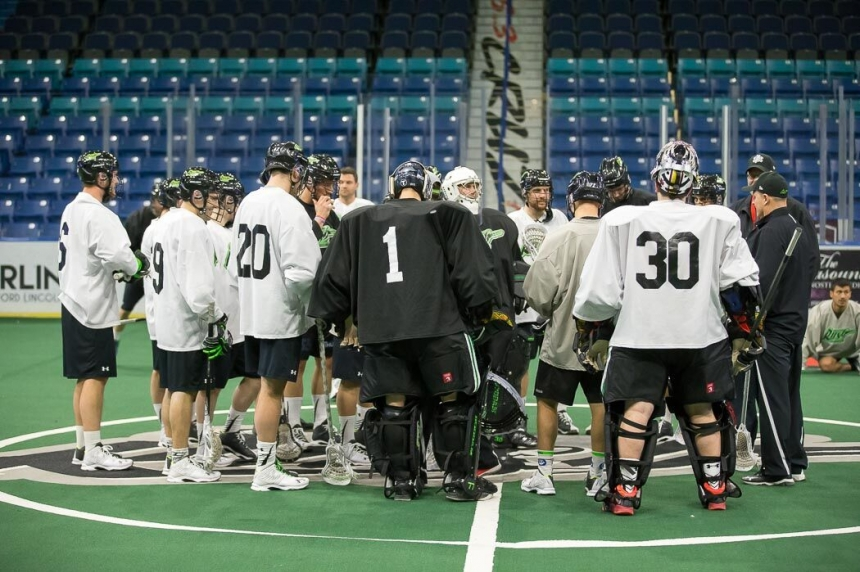 Rush open training camp for 2017 season