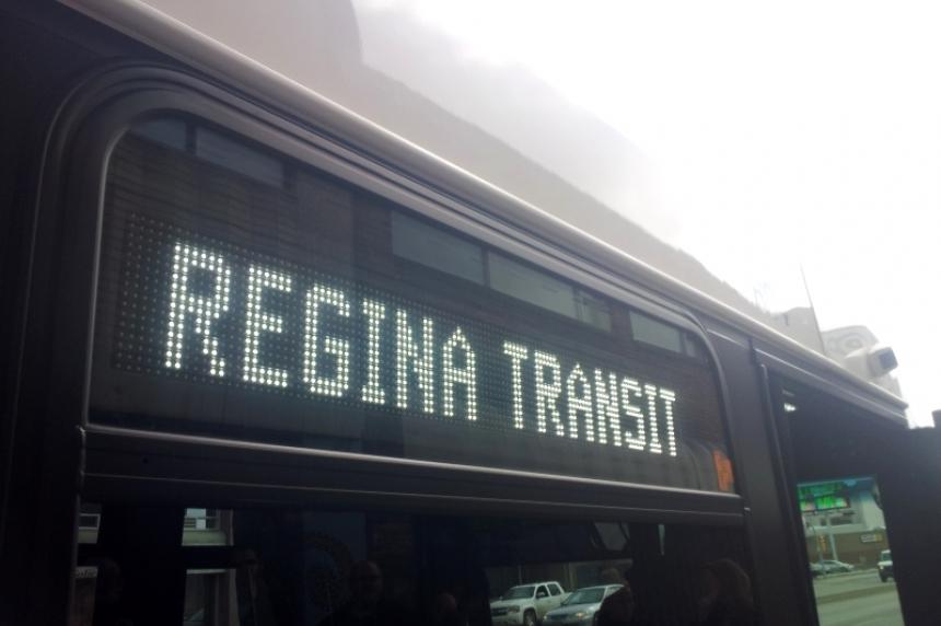 Free transit for Regina voters