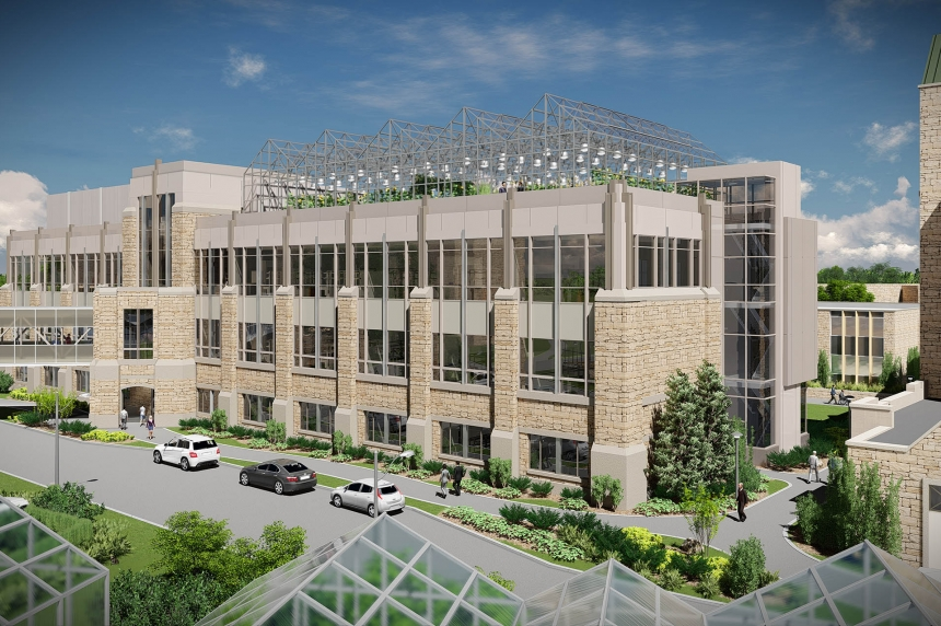University of Saskatchewan building state of the art science research facility