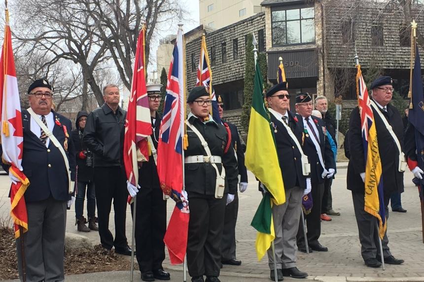 100th anniversary of Vimy Ridge celebrated in Saskatoon