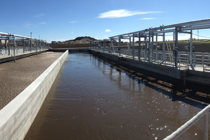 Construction of Regina's new wastewater treatment plant ahead of schedule, 90% done