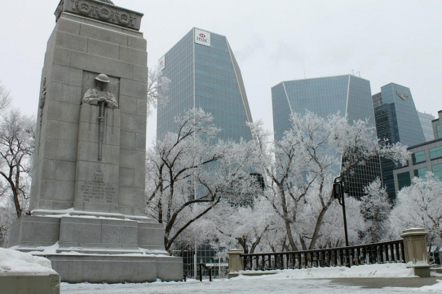 See-saw winter continues: Regina to see warmer temperatures after cold snap
