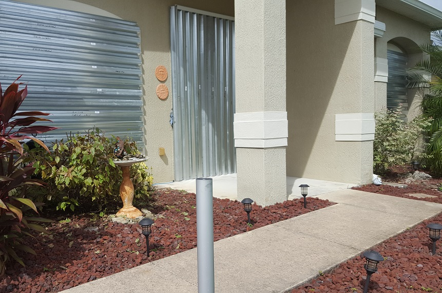 Sask. man in Florida braces for Hurricane Irma