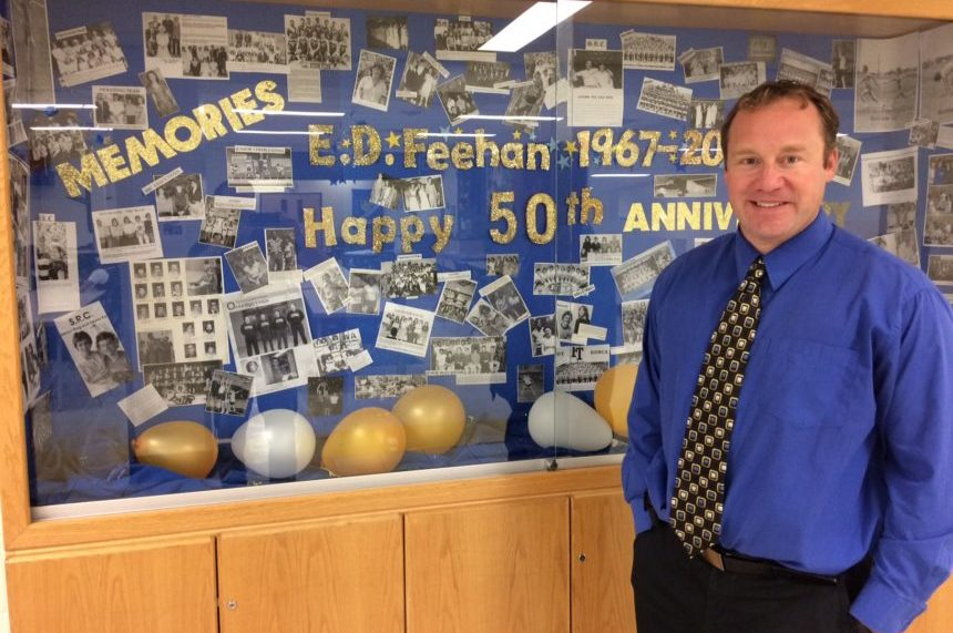 E.D. Feehan Catholic High School marks 50 years in Saskatoon