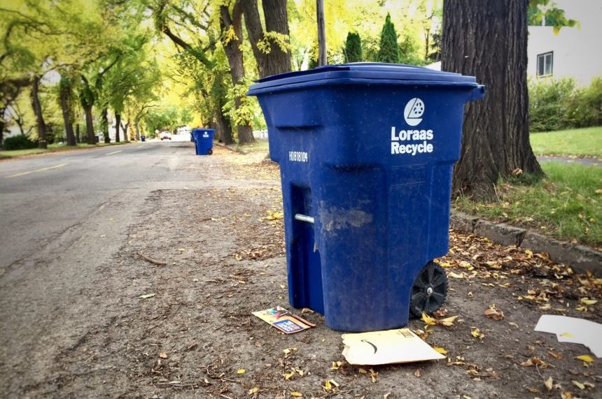 City eyes removing plastic bags from recycling bins