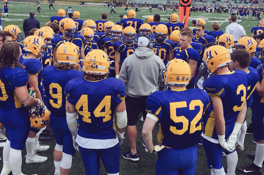 Hilltops beat Winnipeg, advance to PFC final