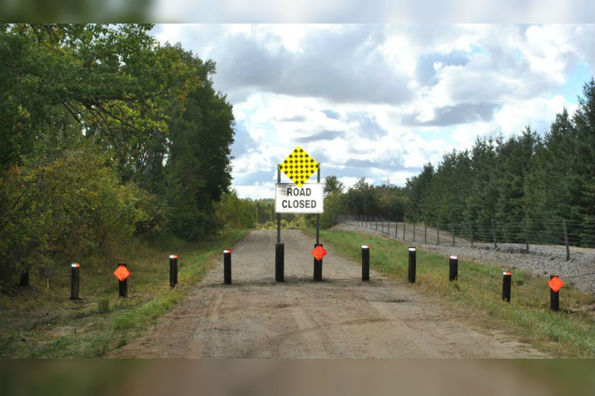 R.M. of Buckland closes rural road due to crime