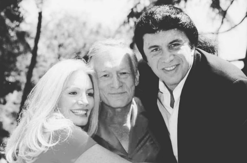 Former Playmate Shannon Tweed recalls years with Hugh Hefner