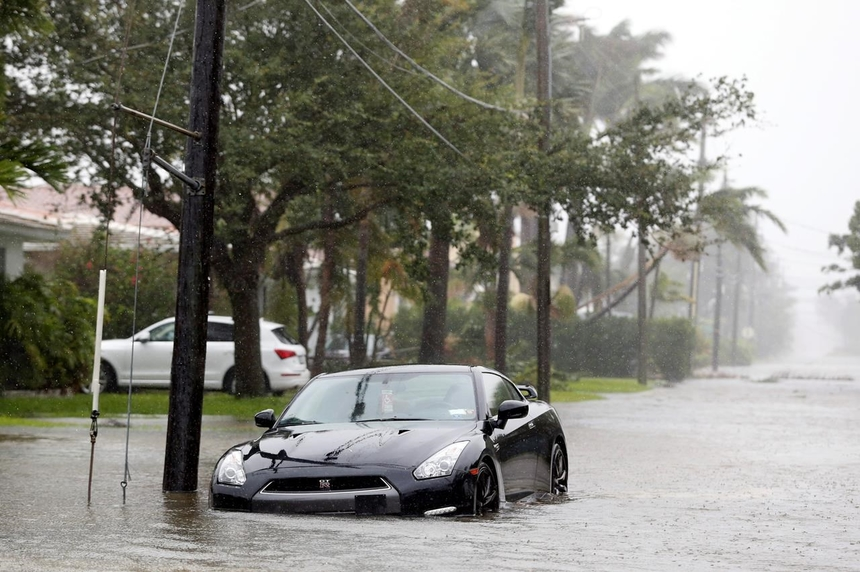 Hurricane Irma pummels Florida; 'This one scares me'