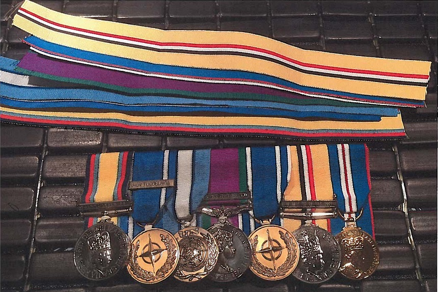 Veteran's stolen medals returned in Kindersley