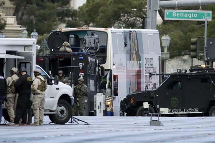 Canadians in Las Vegas describe terror of mass shooting