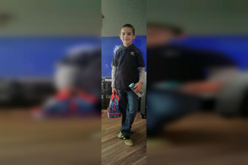 Saskatoon police locate missing 8-year-old boy