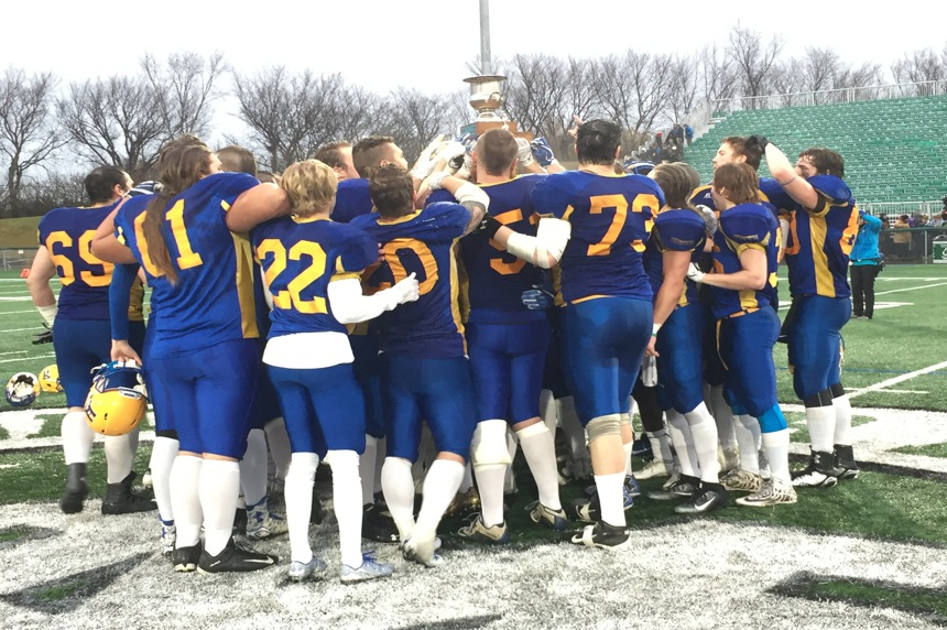 Hilltops beat Regina for fourth straight PFC title