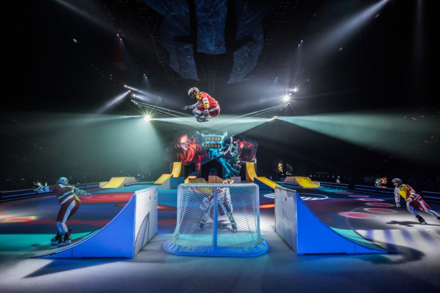 On-ice Cirque du Soleil show 'Crystal' coming to Saskatoon