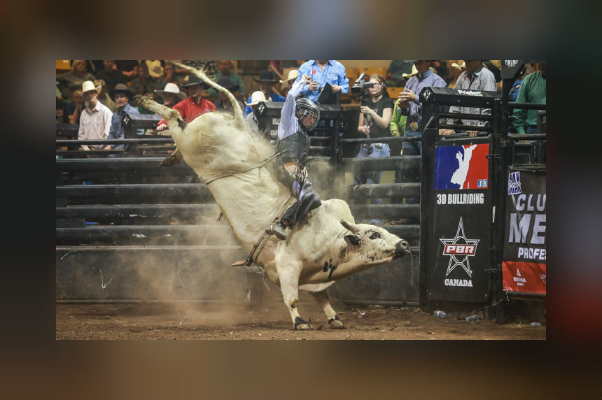 Professional Bull Riders back in Saskatoon