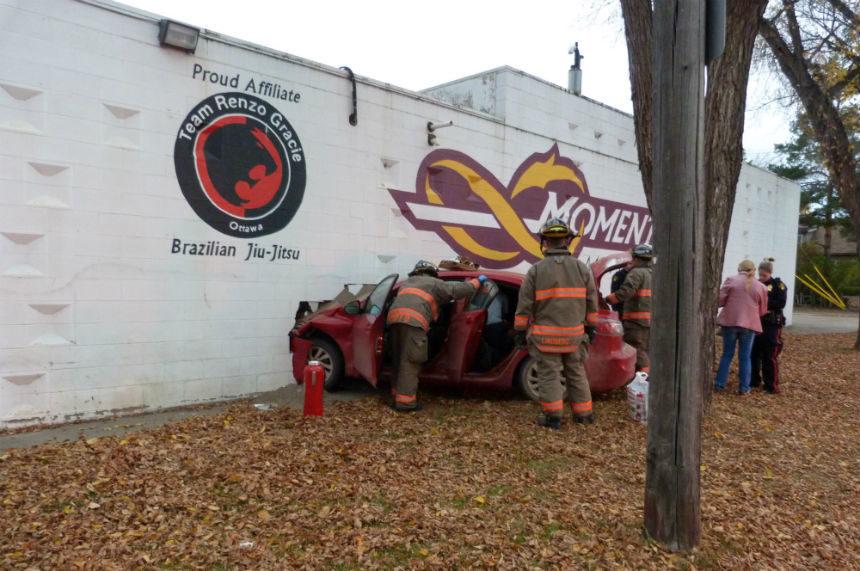 'Mechanical malfunction' behind crash into Mayfair building
