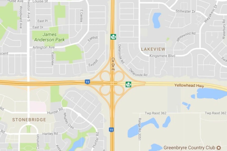 Drivers warned of traffic tie-ups on Circle Drive, Hwy 11