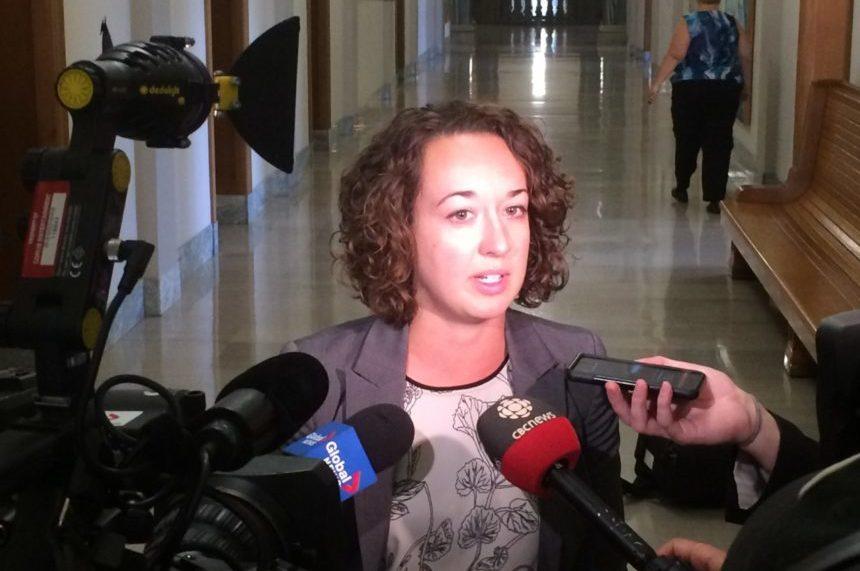Sask. NDP speak on rape allegations against former candidate
