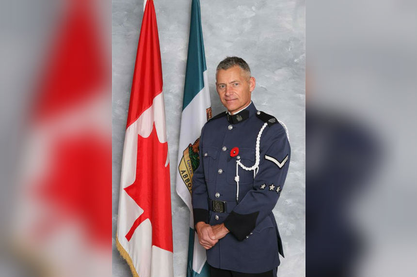Thousands expected at memorial for fallen police officer in Abbotsford, B.C