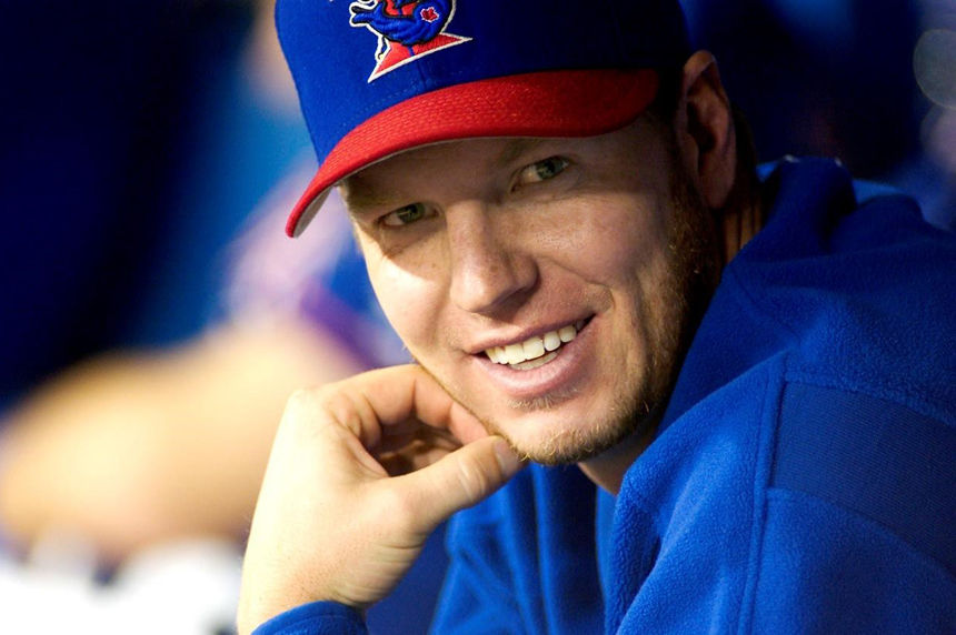 Pro athletes react to death of former Toronto Blue Jays pitcher Roy Halladay