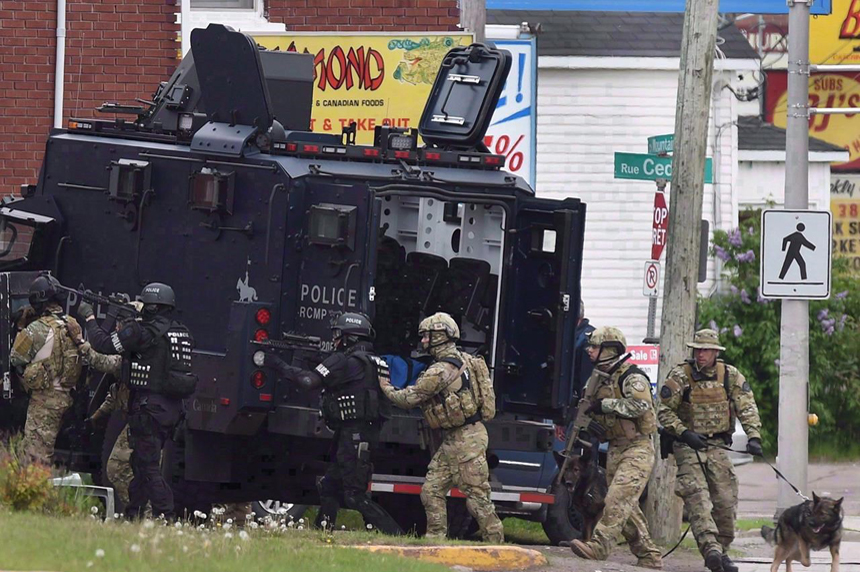 Prosecutor seeks maximum fine against RCMP in deadly 2014 Moncton shooting spree