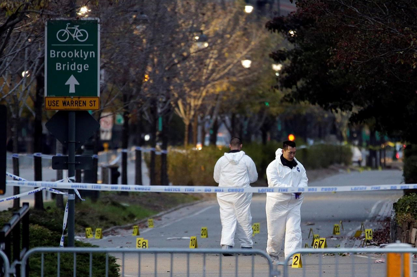Feds: Truck attack suspect said 'he felt good about' rampage