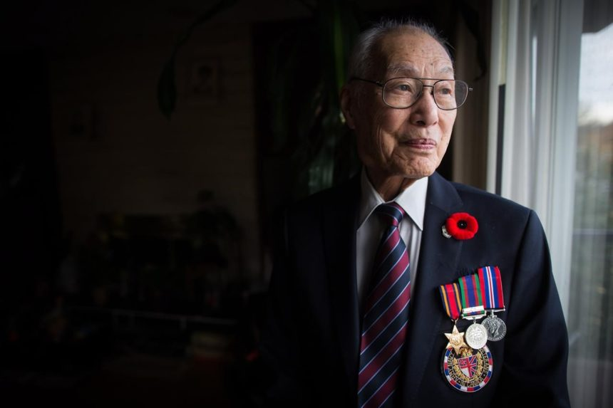 Chinese-Canadian veterans fought in secret WWII unit and helped changed laws