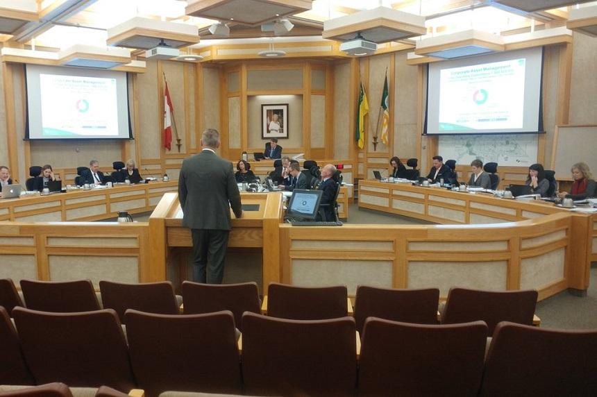Saskatoon council to consider tightening security